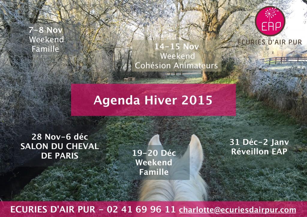 AGENDA Hiver 2015_2