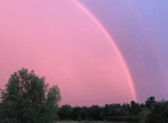 Même le ciel est rose chez EAP