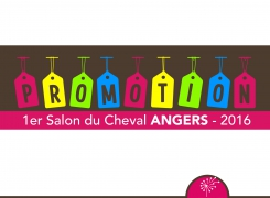 Promo Salon Cheval ANGERS